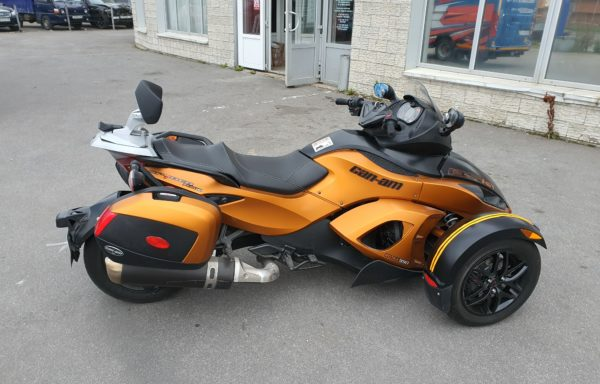 BRP Can-Am Spyder RS-S 2011